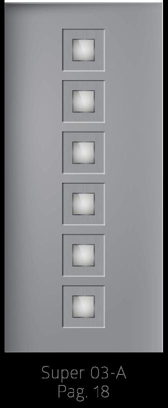 deurpanelen torx d15